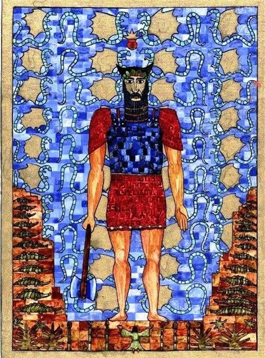 Izdubar – Carl Jung Depth Psychology