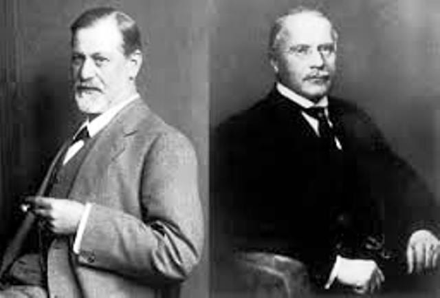 sigmund freud carl jung alfred adler and william james Four men who made a great impact on the field of psychology, who may have worked together, and who may have even had drastically different theoretical positions are sigmund freud, carl jung, alfred adler, and william james.